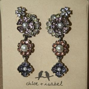 Bon Chic Drop Earrings